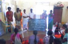 Image of Prohibition of Child Marriage Awareness Camp, Mariamman Koil Street, TR Pattinam, ICDS II Karaikal 06-06-2018