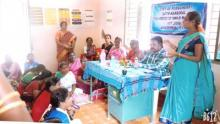 Image of Prohibition of Child Marriage Awareness Camp, Arulpillai Street, Kottucherry, ICDS II Karaikal 09-06-2018