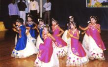 Image of Cultural Programme by Anganwadi Children